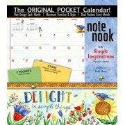 Cal 2017 Simple Inspirations Note Nook