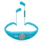 Pyle PSWBT7BL - Audífonos impermeables con Bluetooth, cielo