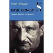Basic Concepts by Martin Heidegger