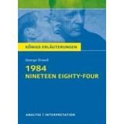 1984 - Nineteen Eighty-Four von George Orwell. by George Orwell