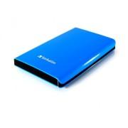 "HDD Extern Verbatim Store'n'Go 2.5"" USB 3.0 500GB Albastru"
