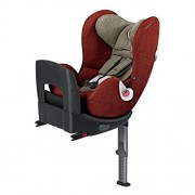 Asiento Auto Sirona Plus Grupo 0 +/1 Escudo Cybex Burnt Red