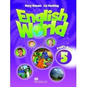 English World 5 Student Book by Mary Bowen