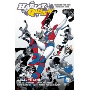 Harley Quinn, Volume 4: A Call to Arms
