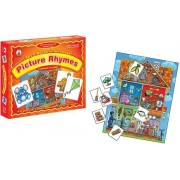I Spy a Mouse in the House! Picture Rhymes Educational Board Game by Carson-Dellosa