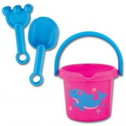 Stephen Joseph Sand Dolphin Bucket Set