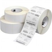 Etiquetas ZEBRA 10015349 - Color blanco, Papel, Térmica directa
