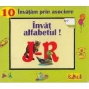 Invat alfabetul J-R - Invatam prin asociere