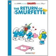 The Smurfs 10: The Return of Smurfette by Peyo