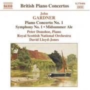 J. Gardner - Symphony No.1 (0747313040674) (1 CD)