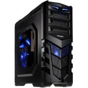Carcasa Antec GX505 Window Blue (Neagra)