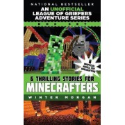 An Unofficial League of Griefers Adventure Series Box Set by Winter Morgan