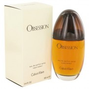 Obsession For Women By Calvin Klein Eau De Parfum Spray 3.4 Oz
