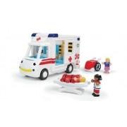 Wow Robin, a mentőautó
