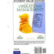 Operations Management, Flexible Version, Student Value Edition with Student Access Code by Jay Heizer