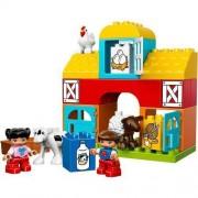 Lego Duplo Moja pierwsza farma 10617 - Gwarancja terminu lub 50 zł! BEZPŁATNY ODBIÓR: WROCŁAW!