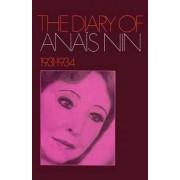The Diary of Ana S Nin 1931-1934 by Anais Nin