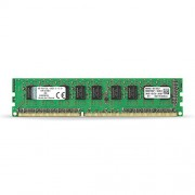Kingston KVR13LE9S8/4 Memoria RAM da 4 GB, 1333 MHz, DDR3L, ECC CL9 DIMM, 1.35 V, 240-pin