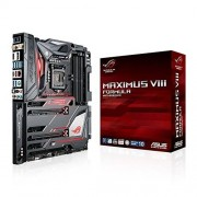 Asus 90MB0MV0-M0EAY0 Intel Z170 Maximus 8 Formula 3 Way RVB Carte mère ATX