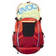 Evoc FR Tour Team Backpack 30 L lime/red/ruby Fahrradrucksäcke