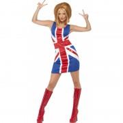Jaren 90 Spice Girls kostuums