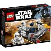 Lego Star Wars75166, First Order Transport Speeder Battle Pack
