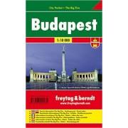 Plán města Budapešť 1:10 000()