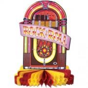 Juke Box Centerpiece Party Accessory (1 count) (1/Pkg)