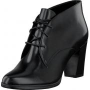 Clarks Kadri Alexa Black Leather, Skor, Stövlar & Stövletter, Skolett, Svart, Dam, 37