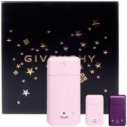 Givenchy Play For Her Комплект (EDP 50ml + mini EDP 5ml + Intense mini EDP 5ml) за Жени