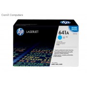 HP # 641A CLJ 4600 4650 CYAN PRINT CARTRIDGE.