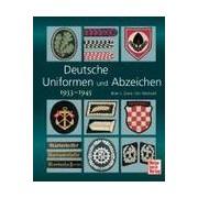 Deutsche Uniformen und Abzeichen 1933-1945 Davis Brian L Westwell Ian