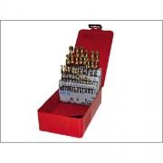 Dormer csigafúró készlet 19 részes HSS TIN