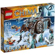 LEGO Chima 70145 Maulas Ice Mammoth Stomper Building Toy