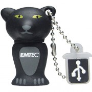 Stick USB 8GB Panther M313 USB 2.0 Negru EMTEC