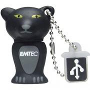 Stick USB 8GB Panther M313 USB 2.0 Negru EMTEC