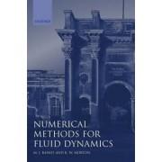 Numerical Methods for Fluid Dynamics IV: v.4 by K. W. Morton
