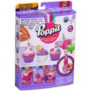Poppit tematikus utántöltő csomag - muffin - Shopkins játékok