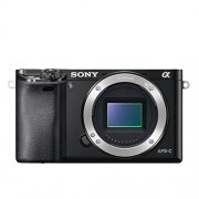 Sony Alpha 6000Y Fotocamera Digitale Compatta con Obiettivo Intercambiabile, Sensore APS-C CMOS Exmor HD da 24,3 Megapixel, Obiettivi 16-50mm e 55-210mm inclusi, Nero