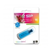 Memoria USB Silicon Power Helios 101, 16GB, USB 2.0, Azul