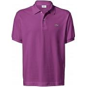 """Lacoste Polo-Shirt – """"Form L1212"""" aus 100% Baumwolle Lacoste lila"""