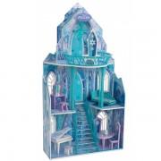 Casuta pentru papusi KidKraft Castelul de Gheata Frozen