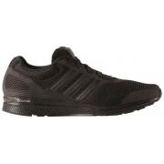 adidas Mana Bounce But do biegania Mężczyźni czarny Buty szosowe