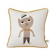 ferm LIVING Cat Cushion Prydnadskuddar
