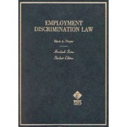 Employment Discrimination Law by Mack A. Player