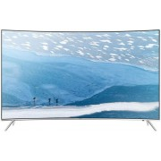 "Televizor LED Samsung 165 cm (65"") UE65KS7502, Smart TV, Ultra HD 4K, Ecran curbat, WiFi, CI+"