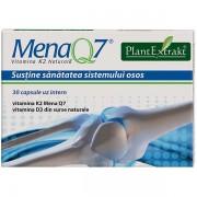 PlantExtract Mena Q7 Vitamina K2 naturala 30 capsule