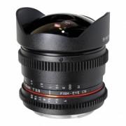 Samyang 8mm T3.8 Canon VDSLR CSII - Cine Lens
