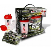 Amix Monster Whey 2200g. + Shaker Monster ZADARMO