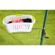 Clothesline Basket Holder